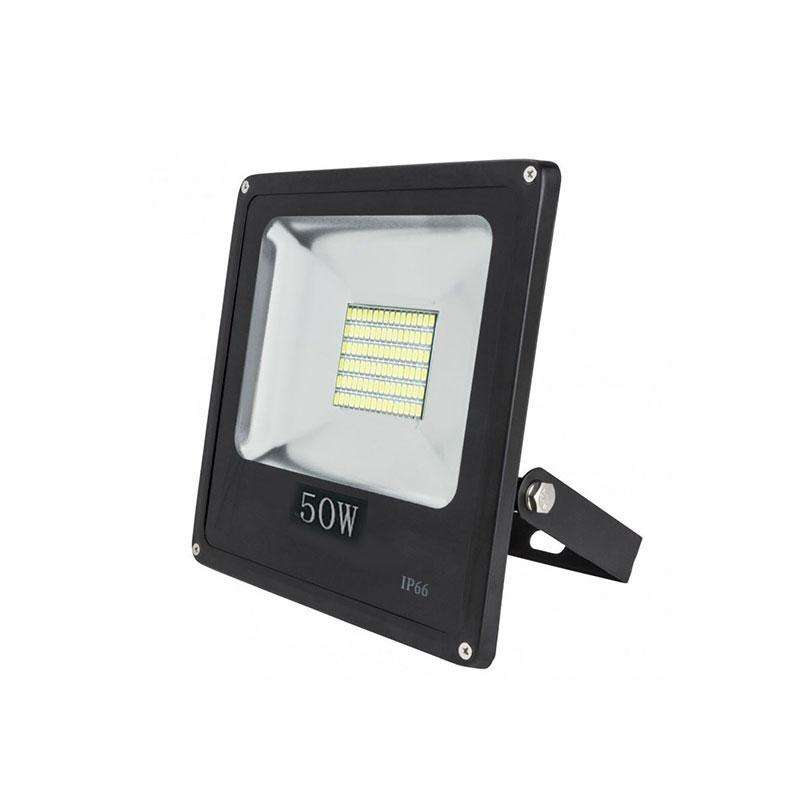 Proyector Led SMD5730, 50W, Blanco frío